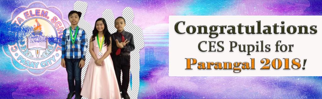 Parangal 2018 Banner
