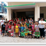 """""""RUCS Group of Companies Donates Materials to CES for Brigada Eskwela '18."""" by Acrima S. Labay"""