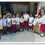 CES Celebrates Nutrition Month 2018 written by Acrima S. Labay